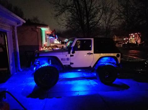 jeep light bar at night led light bars for wj wiring diagrams wiring diagram