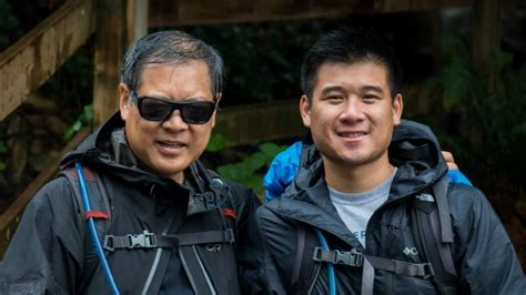 blind and sons blind burnaby b c to climb kilimanjaro
