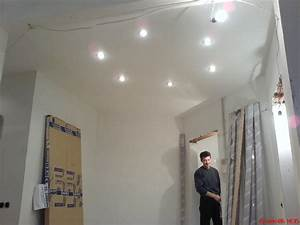 Dalle Plafond Polystyrene : renovation plafond dalle polystyrene grenoble architecte ~ Premium-room.com Idées de Décoration