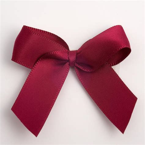 petals for sale burgundy self adhesive satin ribbon satin bows favour this