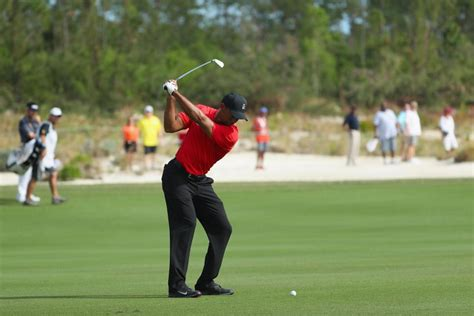 What is Tiger Woods doing with his swing now, and should ...