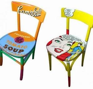 Merkmale Pop Art : pop art merkmale im innendesign einrichtungsideen im 60er jahre stil ~ Orissabook.com Haus und Dekorationen