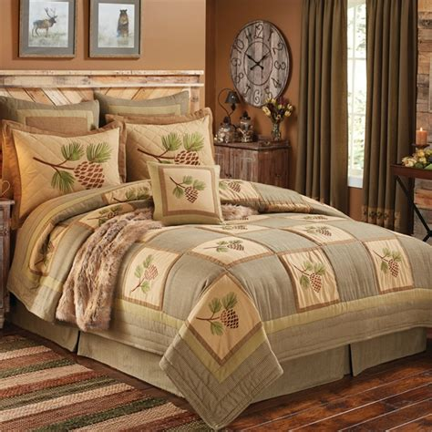 cabin bedding pineview park designs lodge bedding beddingsuperstore