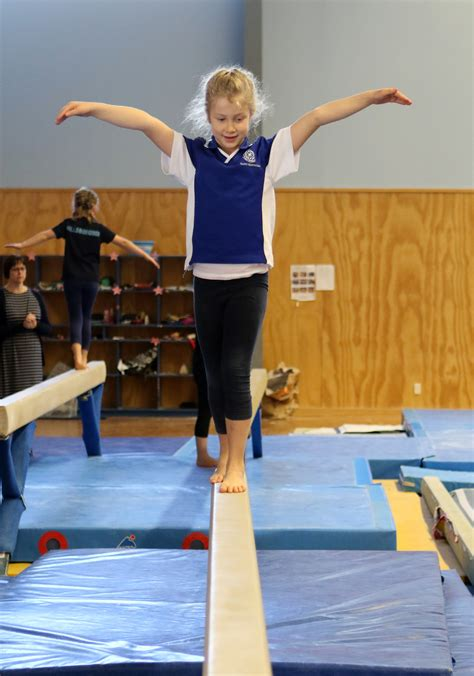 saint kentigern girls school gymnastics competition