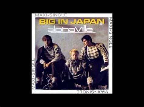 Alphaville  Big In Japan (culture Mix) **hq Audio** Youtube