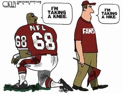 Nfl Kneeling Kneelers Controversy Football Players Tweet