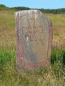 Panoramio - Photo of Viking age rune stone