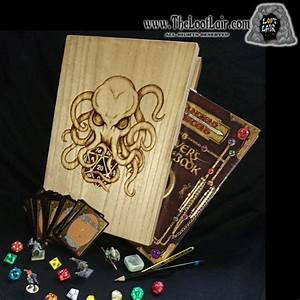Cthulhu Player Box    Dm Screen