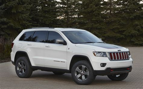 Jeep Car : Beautiful Car Jeep Grand Cherokee 2014 In Moscow