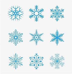 Snowflake Vector » Snowflake Vector Cdr - Free Vectors ...