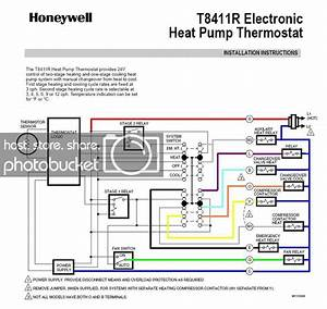 Honeywell T8411r To Rth7600 Wiring Question