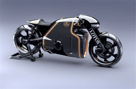 Lotus C-01 Superbike Revealed In All Its Carbon Fiber Glory