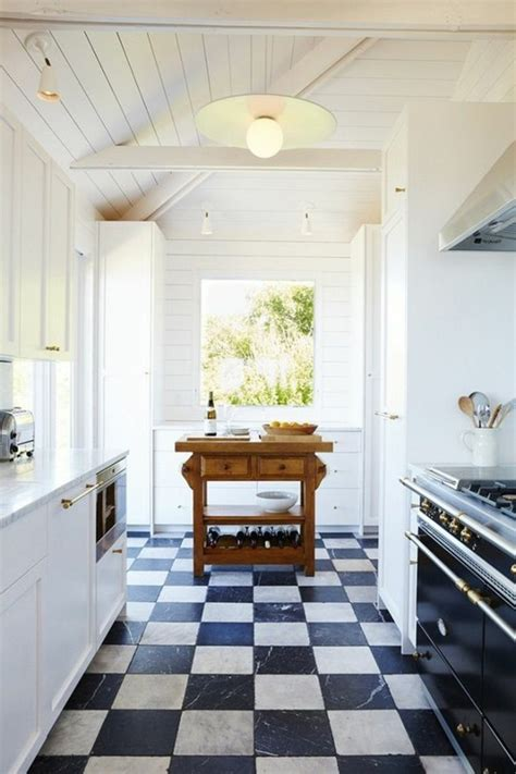 carrelage cuisine noir carrelage damier noir et blanc cuisine 28 images
