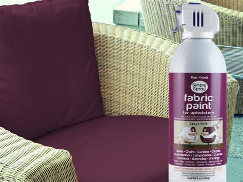 Spray Paint For Upholstery by Fabric Spray The Home Of Simply Spray Fabric Paint