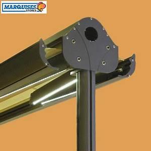 Store Banne Sur Pied : store double pied marquises grenat onx ou sun group ~ Premium-room.com Idées de Décoration