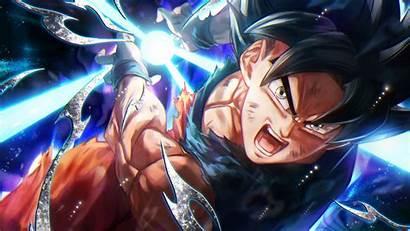 Goku Kamehameha Ultra Dragon Super Instinct Ball