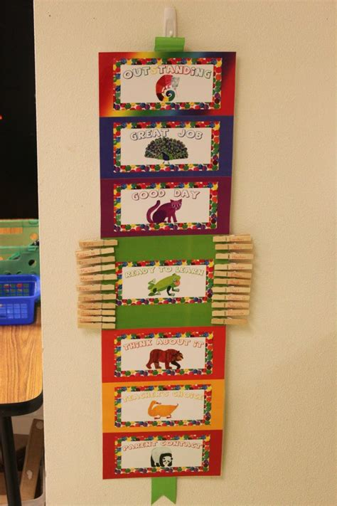 Perfect For An Eric Carle Inspired Room! ) Teaching In Blue Jeans Mia = Working On My