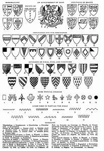 Heraldry Guide  Is It Wrong I Could Name Most Of These