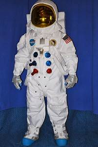 The Full Astronaut Suit Diagram - Pics about space