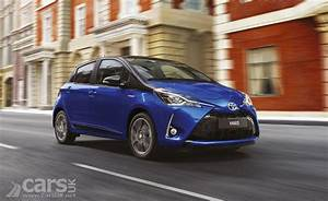 Prime Voiture Hybride 2017 : 2017 toyota yaris facelift with new engine and new trim levels priced from 12 495 in the uk ~ Maxctalentgroup.com Avis de Voitures