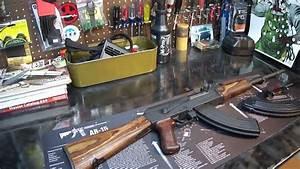 Polish AK 47 Model 1960 Review Part 1 YouTube