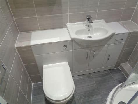 bathroom converted   shower room  bathroom storage