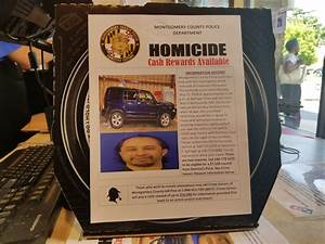 Montgomery Co. Domino's puts flyers with orders asking for info on driver's shooting | WTOP