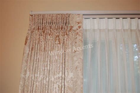 double traverse curtain rod installation begenn
