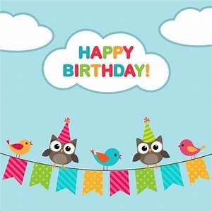 Cute Happy Birthday Cards – gangcraft.net