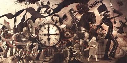Parade Chemical Romance Background Wallpapersafari Wallpapers