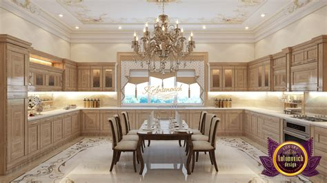 Luxury Design : Luxury Kitchen Design