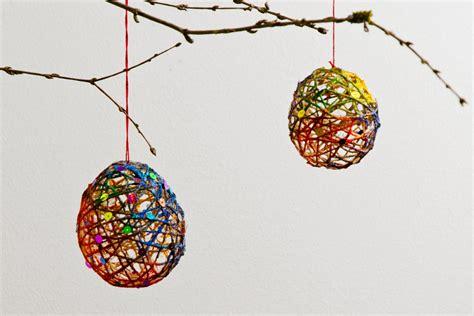 Christbaumschmuck Aus Holz Selber Machen by Weihnachtskugeln Basteln Familie De Bei Weihnachtskugel