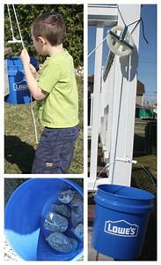 Homemade, Outdoor, Pulley, Kids, Simple, Machines