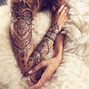 Tattoo Ganzer Arm Frau : 150 coole tattoos f r frauen und ihre bedeutung piktscha pinterest beliebte tattoos ~ Frokenaadalensverden.com Haus und Dekorationen