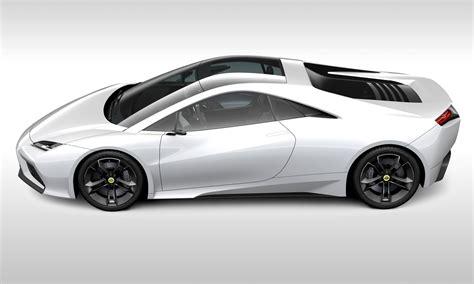 Lotus Esprit Elan Elite And Eterne Have The Vision But