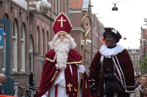 Nikolaus In Den Niederlanden by Sinterklaas