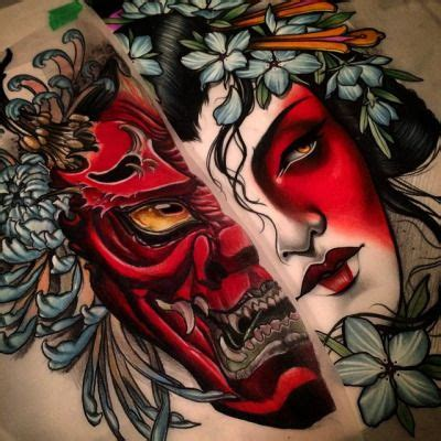 image result  yokai tattoo tattoo japanese tattoo