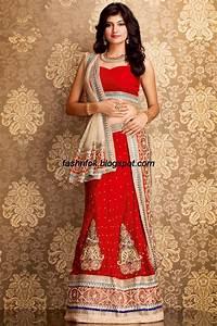 Fashion & Fok: Indian Beautiful Wedding-Bridal Wear New ...