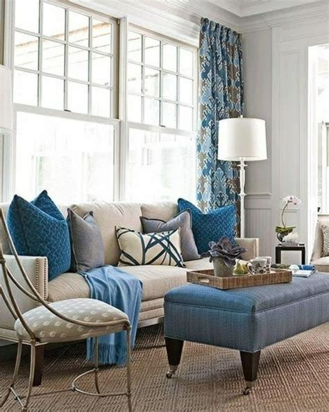 blue living room design ideas decoration love