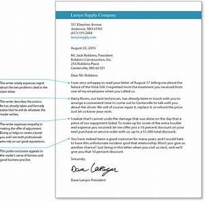"FIGURE 14.8 ""Good News"" Adjustment Letter"