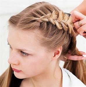 Fryzury dla dziewczynek Modne fryzury w 2018 dla każdego