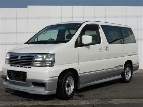 Nissan Elgrand Picture by Nissan Elgrand Highway Picture 14 Reviews News