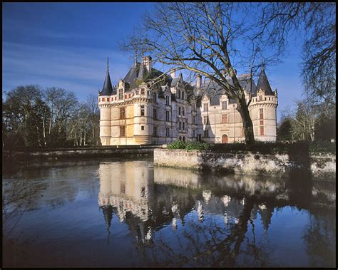 chateau azay le rideau azay le rideau castle a photo from centre central trekearth