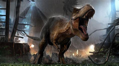 official  rex wallpaper  jurassicworldevo