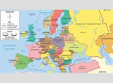 Infos sur map of europe with capitals Arts et Voyages