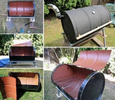build custom pit 1000 images about grill on drums backyards