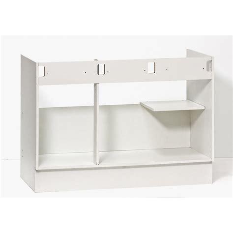 meubles sous evier cuisine meuble sous evier cuisine 120 cm 5 photo meuble sous evier lapeyre evier image 1 1 wasuk