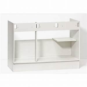Meuble Sous Evier 90 Cm : meuble sous evier ~ Dailycaller-alerts.com Idées de Décoration