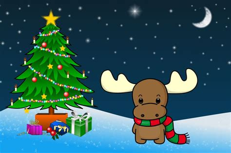 Christmas Desktop Wallpaper For Mac, Windows, Linux
