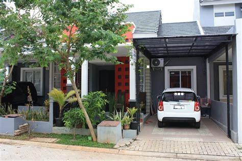 model garasi mobil rumah minimalis gambar rumah idaman